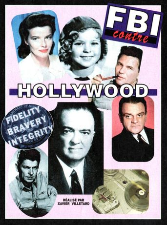 FBI contre Hollywood Poster