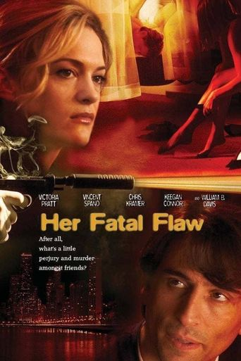 Her Fatal Flaw Poster