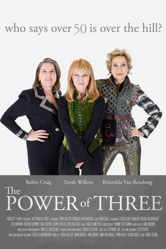 The Power of Three Poster
