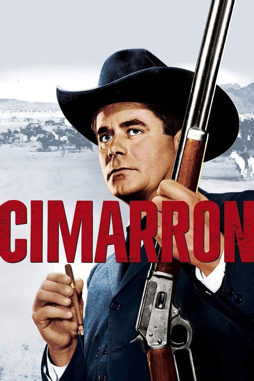 Cimarron Poster