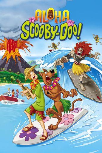 Aloha Scooby-Doo! Poster