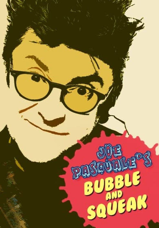 Joe Pasquale's Bubble & Squeak Poster