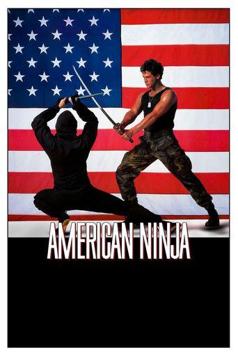 American Ninja Poster