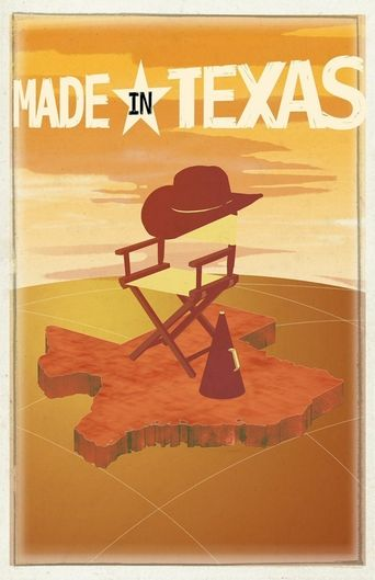 Jonathan Demme Presents Made In Texas Poster