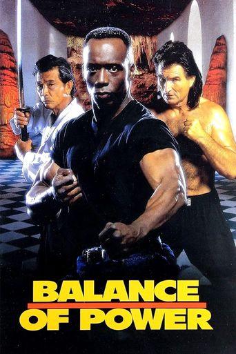 Balance of Power Poster