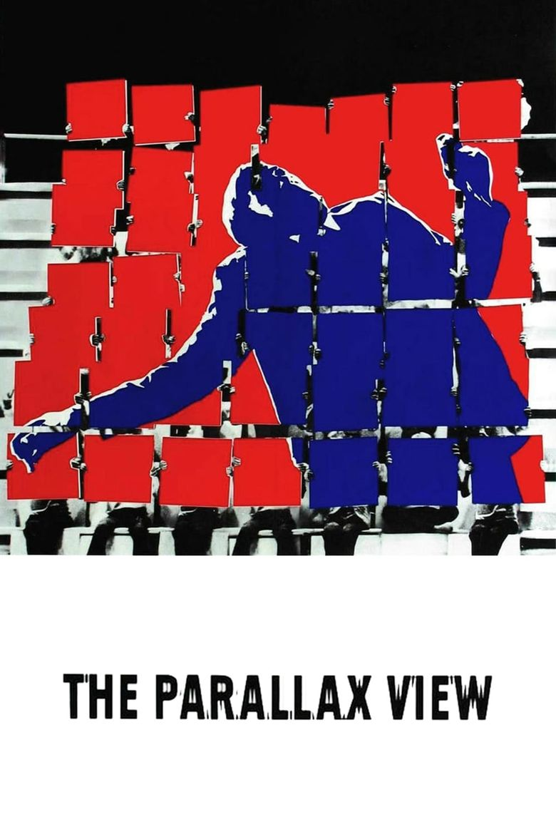 The Parallax View Poster