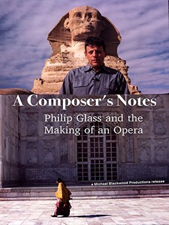 A Composer's Notes: Philip Glass and the Making of an Opera Poster