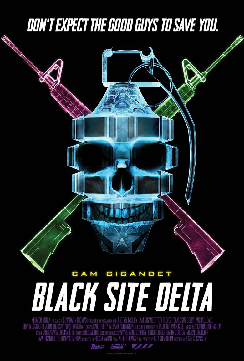 Watch Black Site Delta