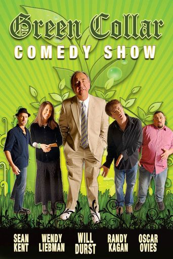 Green Collar Comedy Show Poster