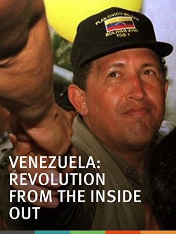 Venezuela: Revolution from the Inside Out Poster
