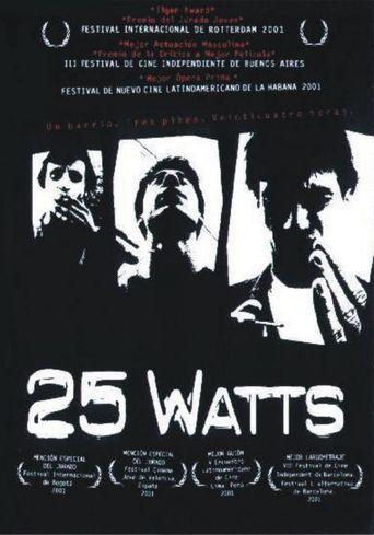 25 Watts Poster