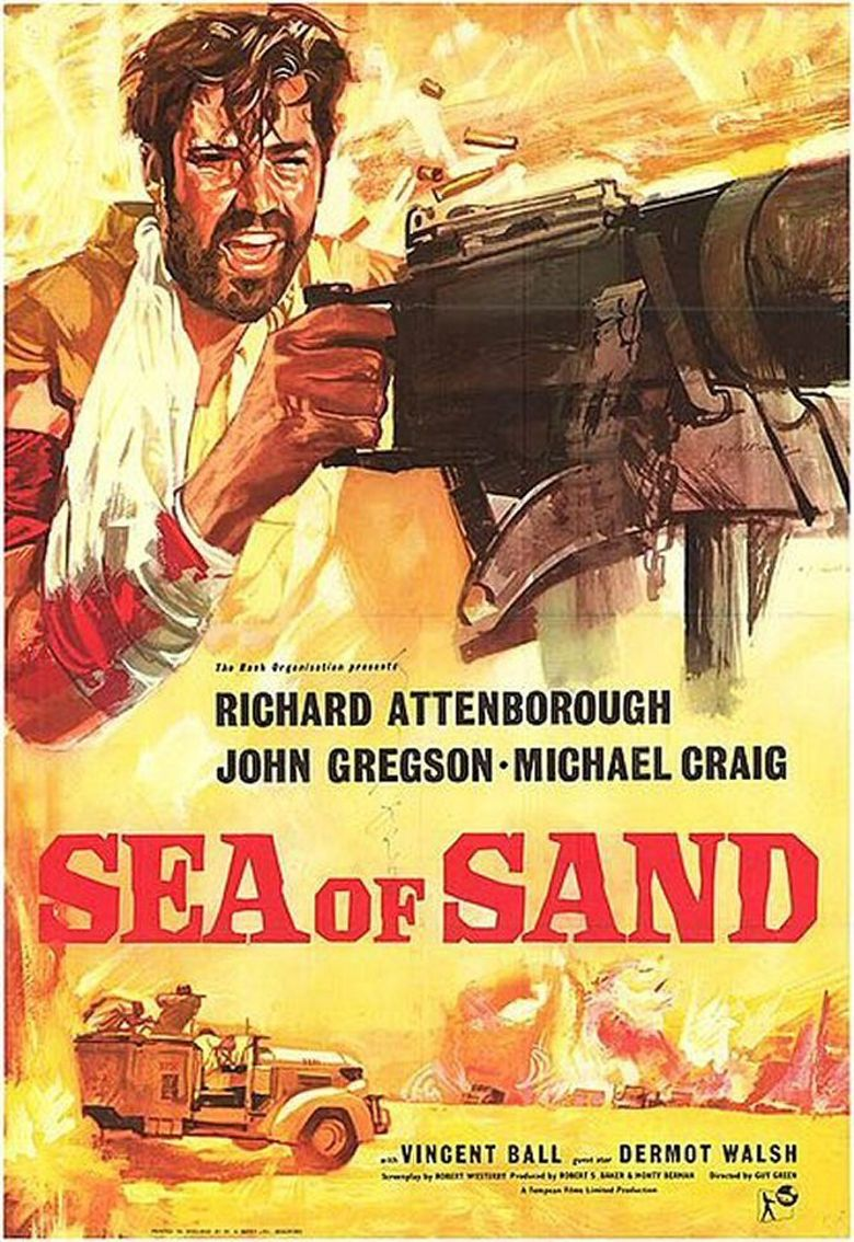 Sea of Sand Poster
