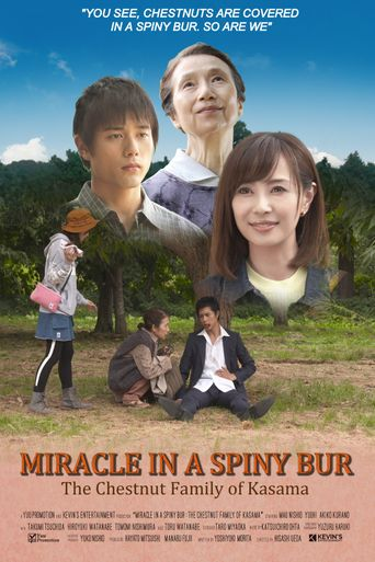 Miracle in Kasama aka Miracle in a Spiny Bur: The Chestnut Family of Kasama Poster