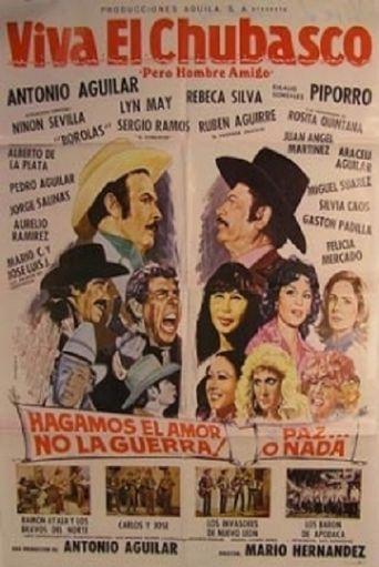 Viva el chubasco Poster