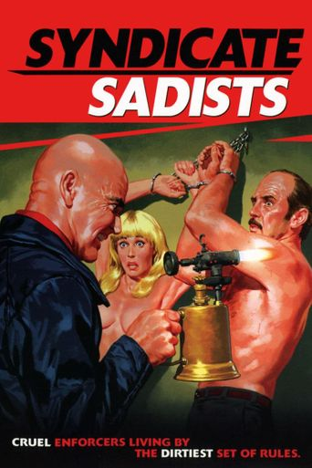 Syndicate Sadists Poster
