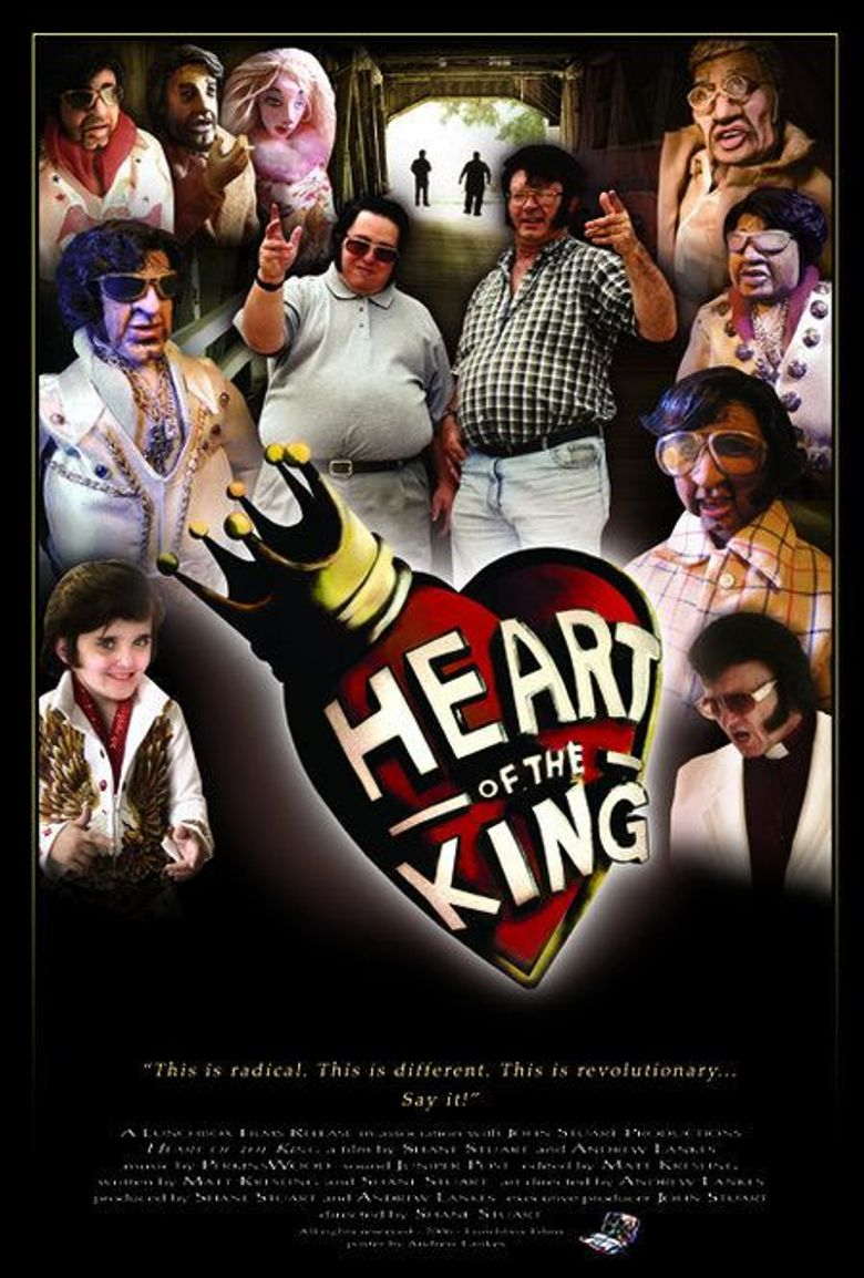 Heart of the King Poster