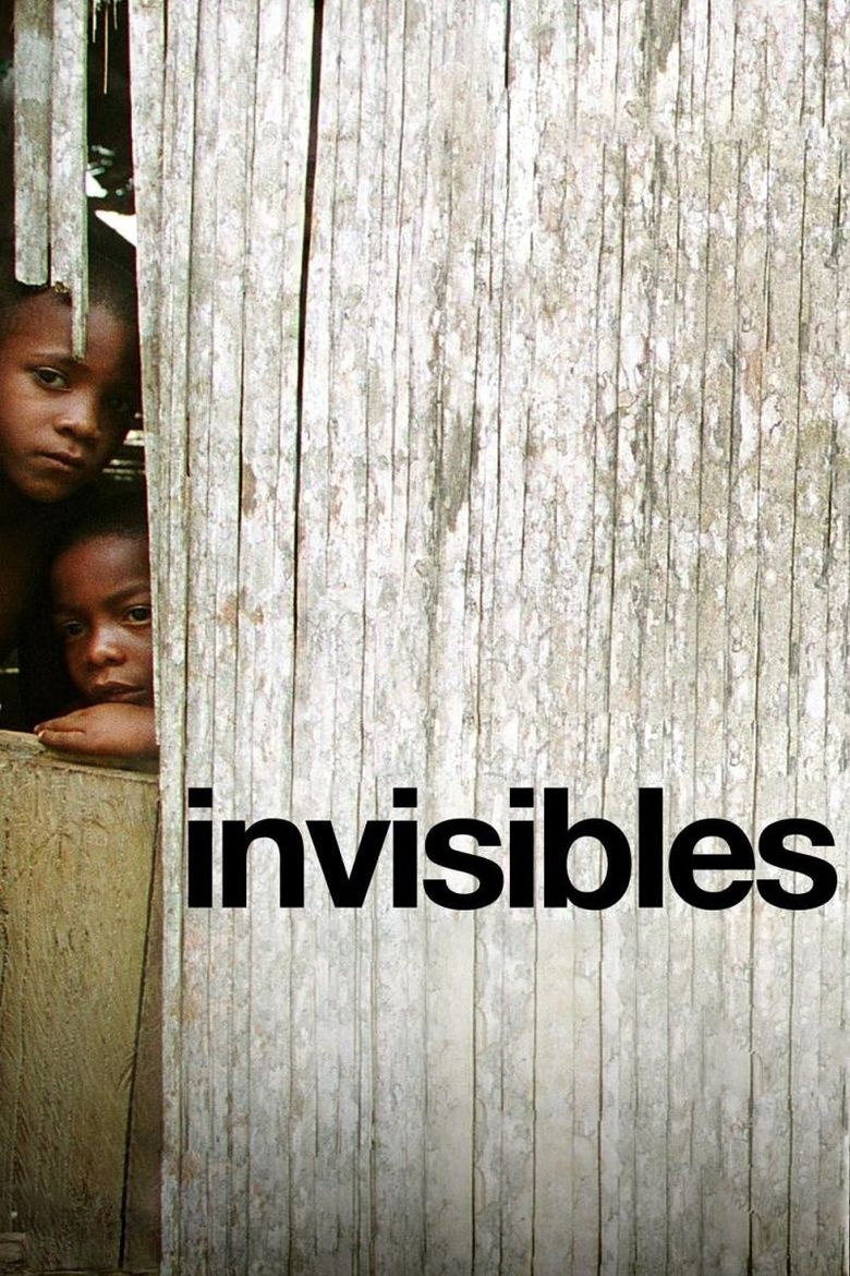 Invisibles Poster