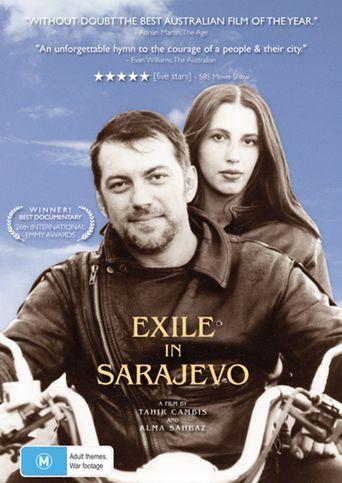 Exile in Sarajevo Poster