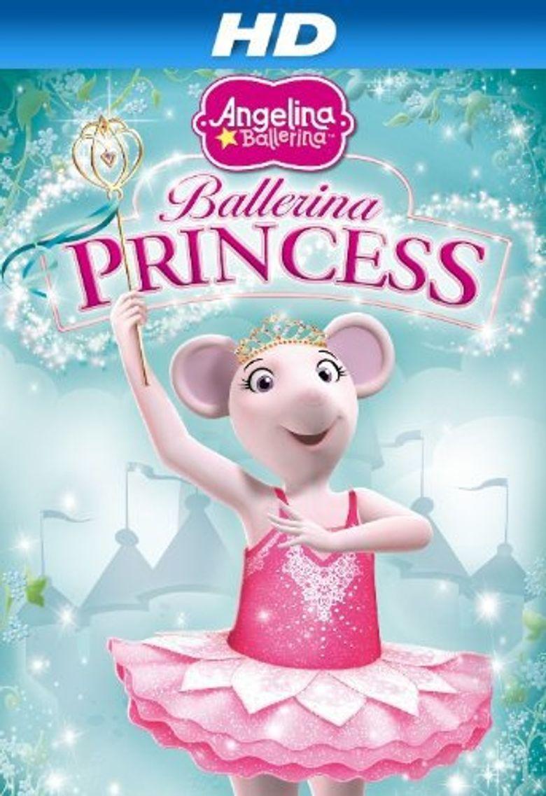 Angelina Ballerina: Ballerina Princess Poster