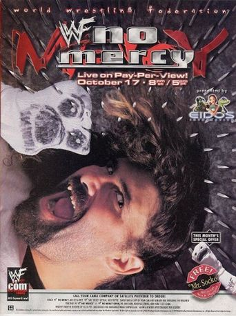 WWE No Mercy 1999 Poster