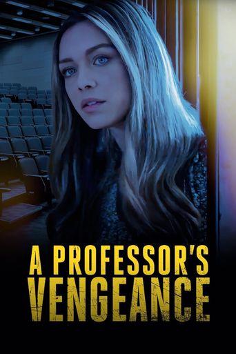 A Professor's Vengeance Poster