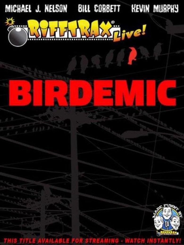 RiffTrax Live: Birdemic - Shock and Terror Poster