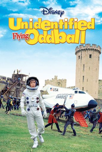 Unidentified Flying Oddball Poster