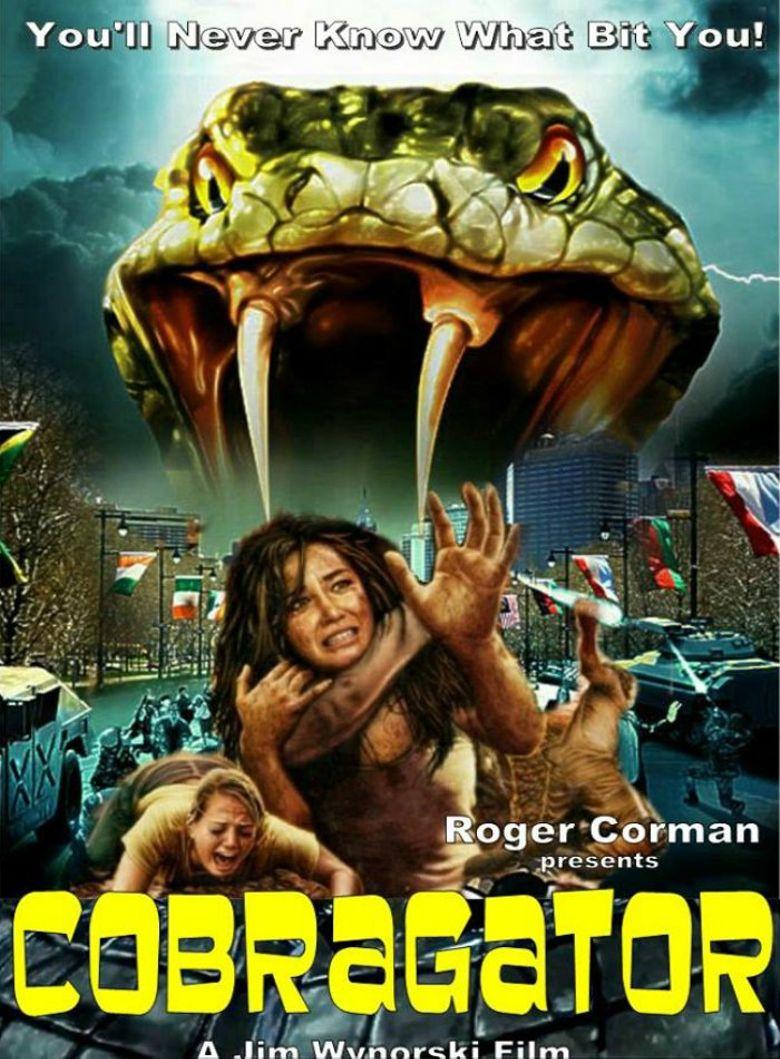 CobraGator Poster
