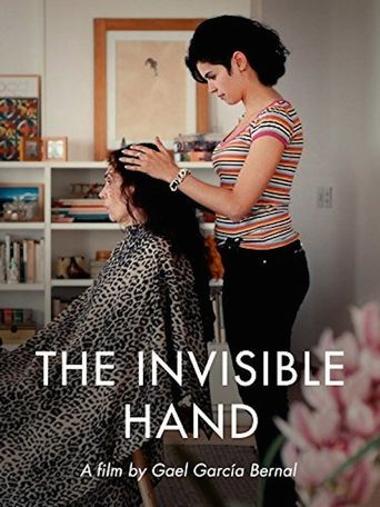 The Visible Hand Poster