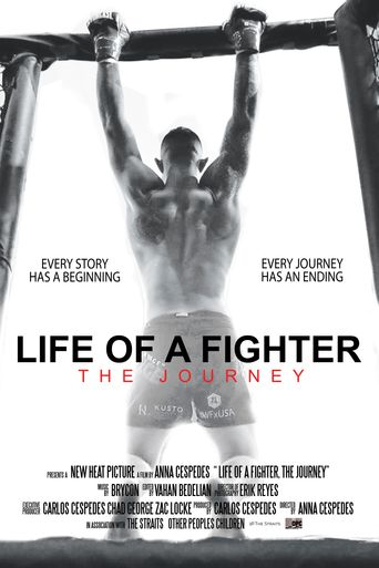 Life of a Fighter: The Journey Poster