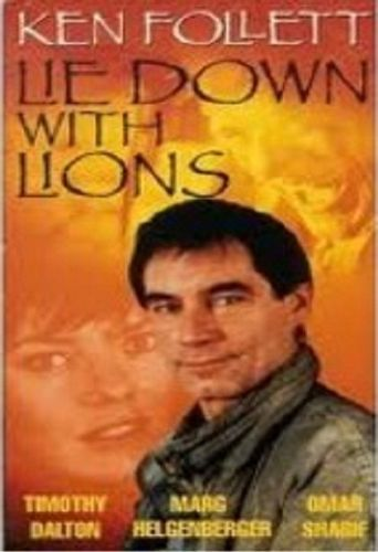 Lie Down with Lions Poster