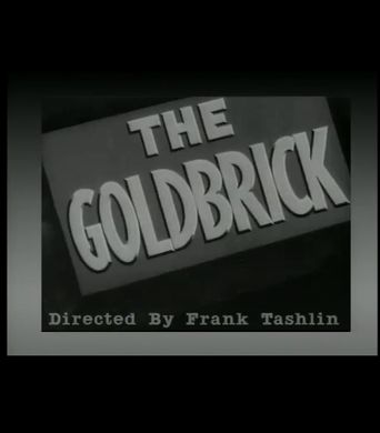 The Gold Brick Poster