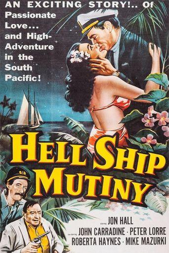 Hell Ship Mutiny Poster