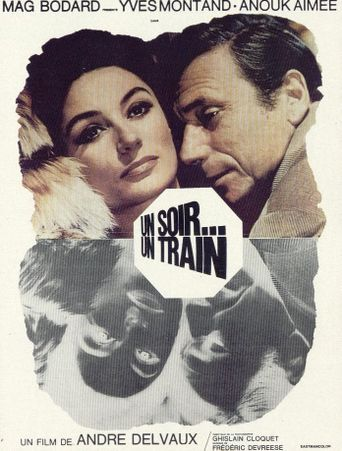 One Night... a Train Poster