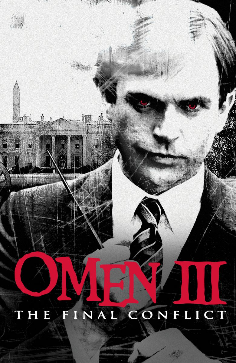 Omen III: The Final Conflict Poster