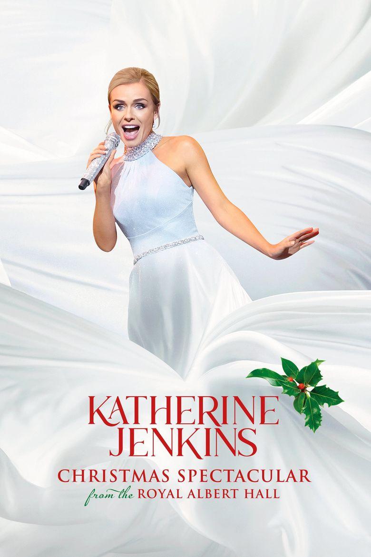 Katherine Jenkins Christmas Spectacular Poster
