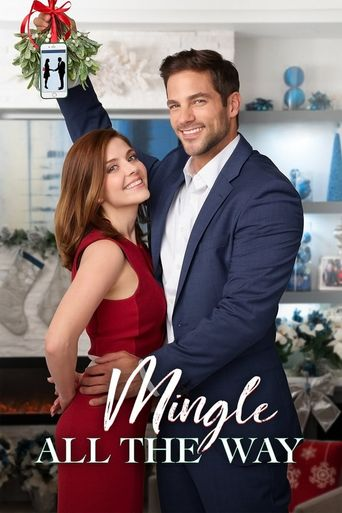 Mingle All the Way Poster