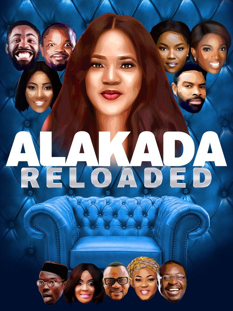 Alakada Reloaded Poster