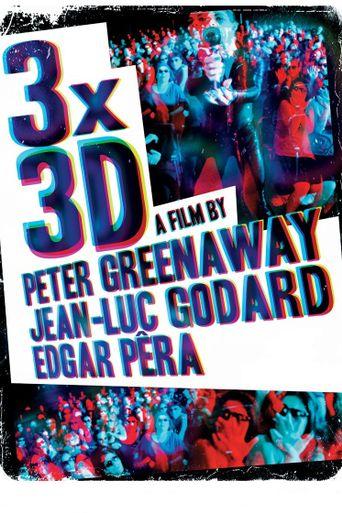 3x3D Poster