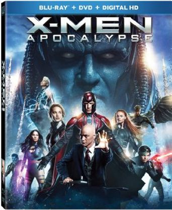 X-Men: Apocalypse Unearthed Poster