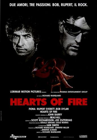 Hearts of Fire Poster