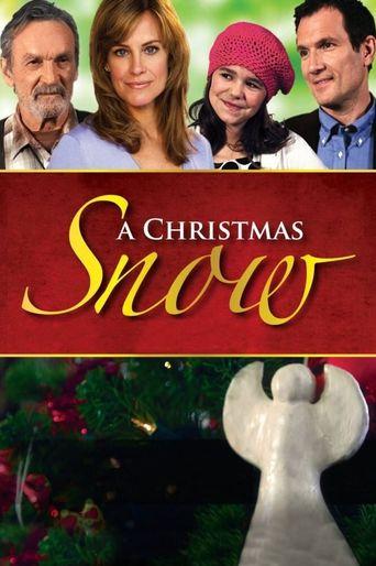A Christmas Snow Poster