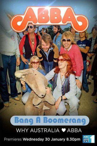 ABBA: Bang a Boomerang Poster