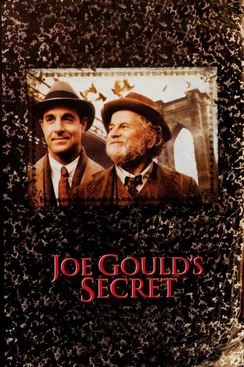Joe Gould's Secret Poster