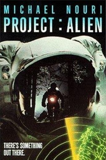 Project Alien Poster