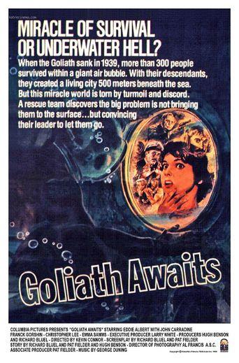 Goliath Awaits Poster