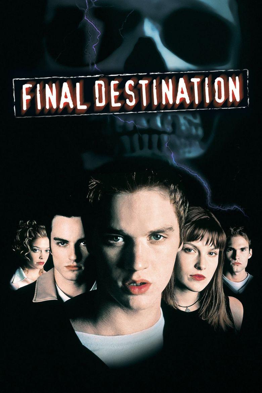 Final Destination Poster