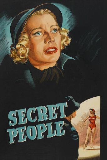 Secret People Poster