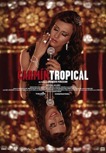 Carmín Tropical Poster