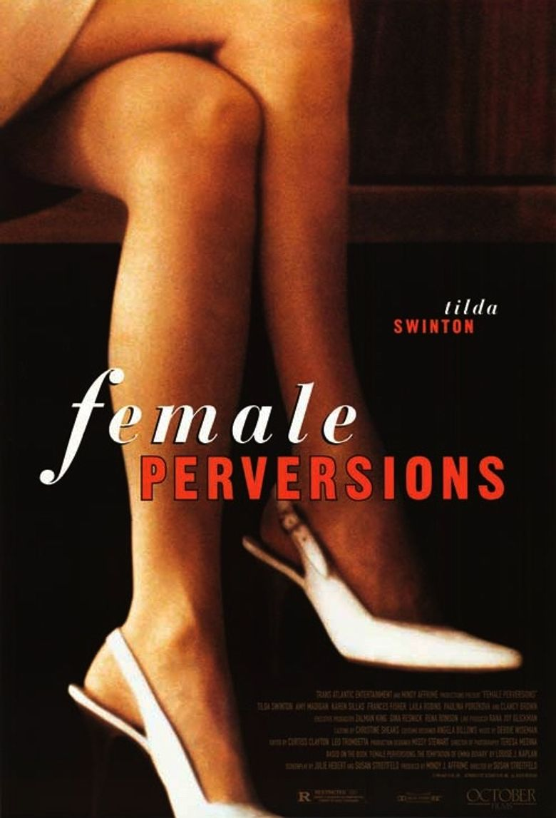 Female Perversions Poster